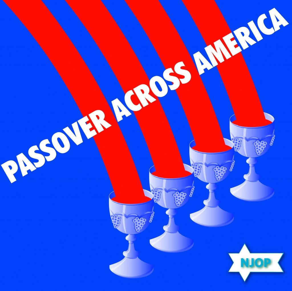Passover Across Americal Logo